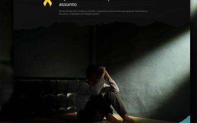 No Dia Mundial de Combate ao Suicídio, especialista fala da importância de debater assunto